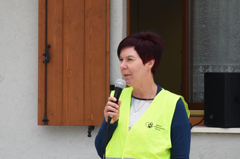 Tamara De Cian- presidente APACA Onlus