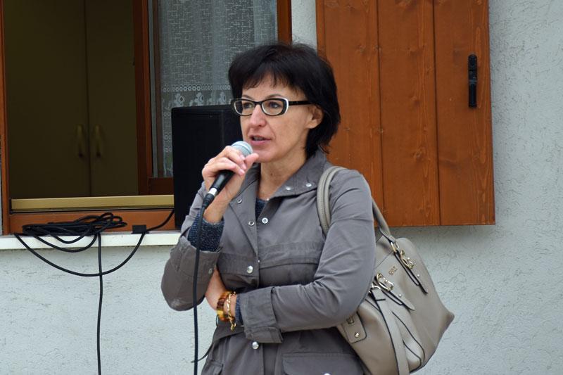 Lucia Olivotto - vicesindaco comune di Belluno